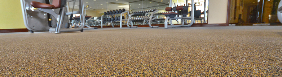 Star City Hotel Fitness Centre, Ho Chi Minh City, Vietnam - Neoflex™ 700 Series Flooring